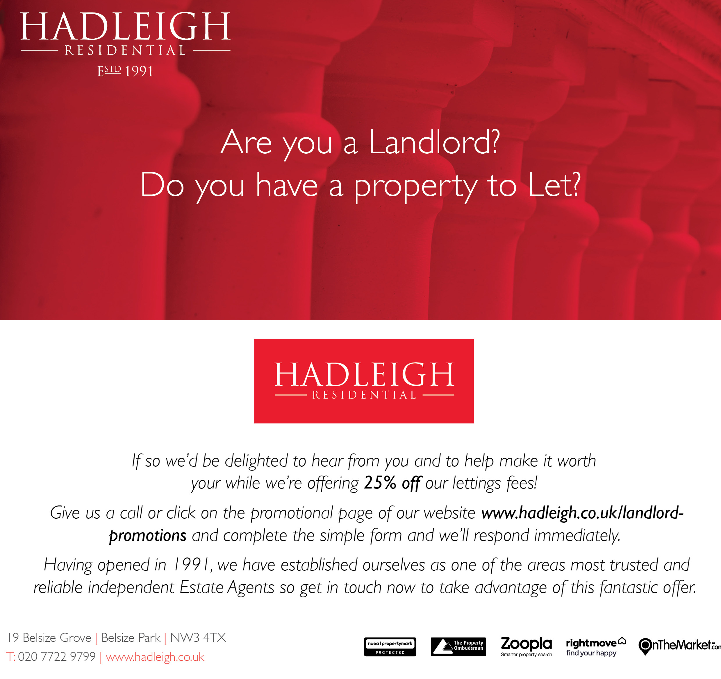 Landlord Promotions